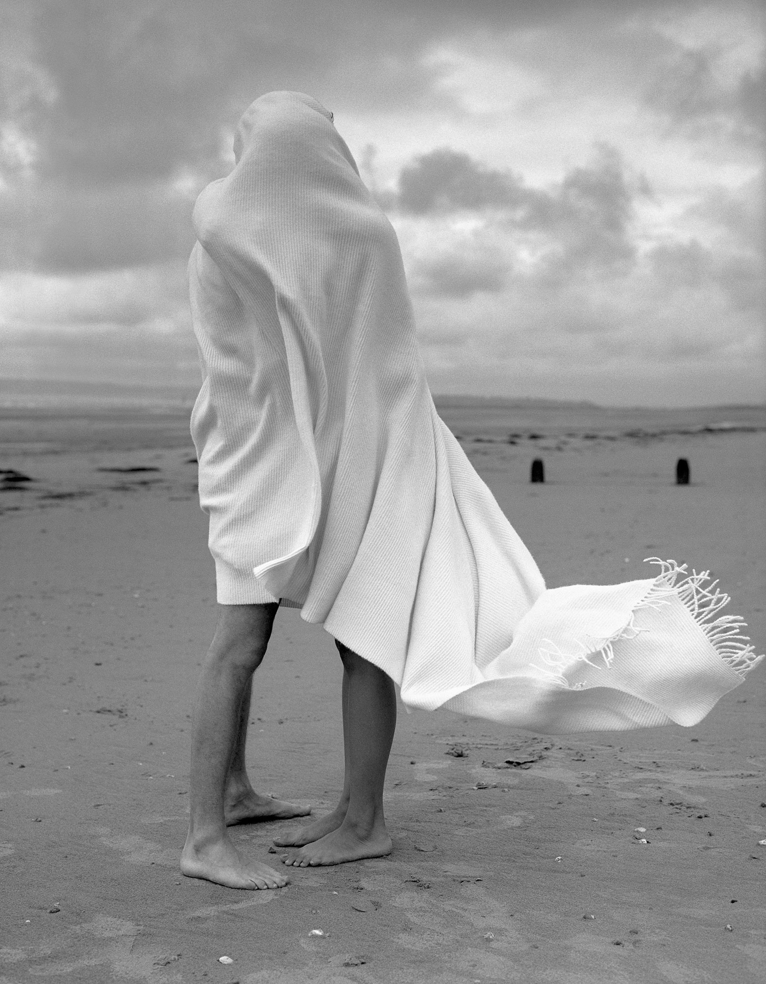 BLANKET ON THEBEACH